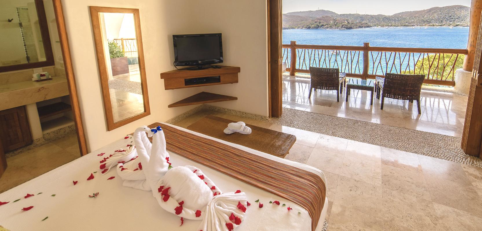 Pacifica luxury suites